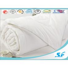 Four Seasons White Down Comforter Microfiber Comforter Shell