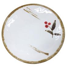 "Melamine Tableware/12"" Round Plate/Round Dish (AT13807-12)"