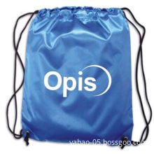 Promotional Drawstring Bag, Customized Designs and Logo Printings are Accepted, Waterproof