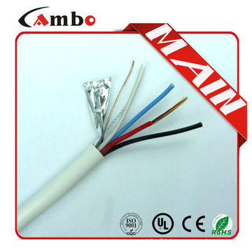 Shielded Alarm Cable 4 Core