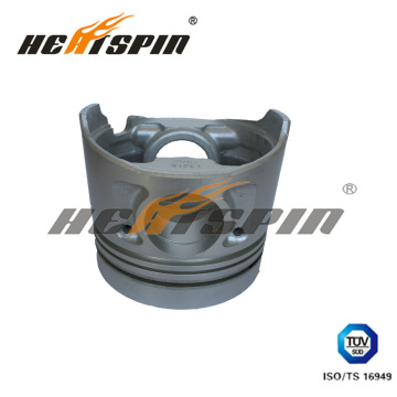 Japan Diesel Engine Auto Parts H07D Piston with OEM 13216-1980