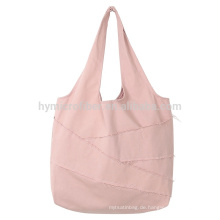 Wholesale high quality canvas shopping bag with new design