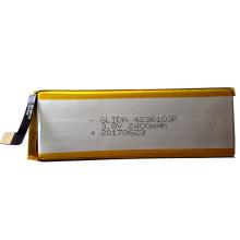 Baterias de polímero de lítio 2400mAh