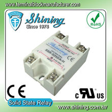 SSR-S25DA-H 25A White DC To AC Fotek Type Solid State Relay