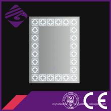 Diodo emissor de luz moderno do espelho do banheiro do retângulo novo do estilo Jnh234 para o hotel