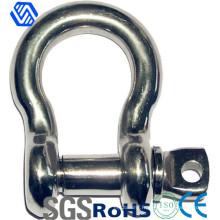 Quincaillerie d'acier inoxydable de haute qualité AISI 304