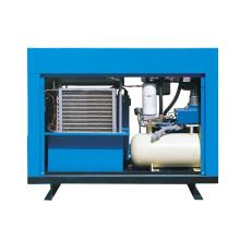 Integrated Dryer 4kw Rotary Air Compressor
