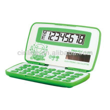 folding electronic calculator,mini cute calculator