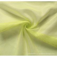 Tela 100% do roupa interior da malha do forro do poliéster (HD1105313)