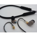 Wireless Neckband HIFI Stereo  Sports Earphone