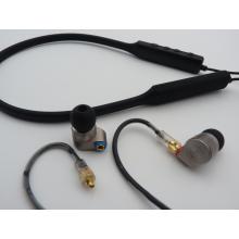 Auriculares deportivos estéreo inalámbricos con banda para el cuello HIFI