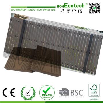 Recycled WPC Fencing Board mit niedrigem Preis