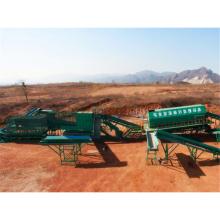 100% окружающей среды и высокая прибыль завода по переработке отходов сортировка