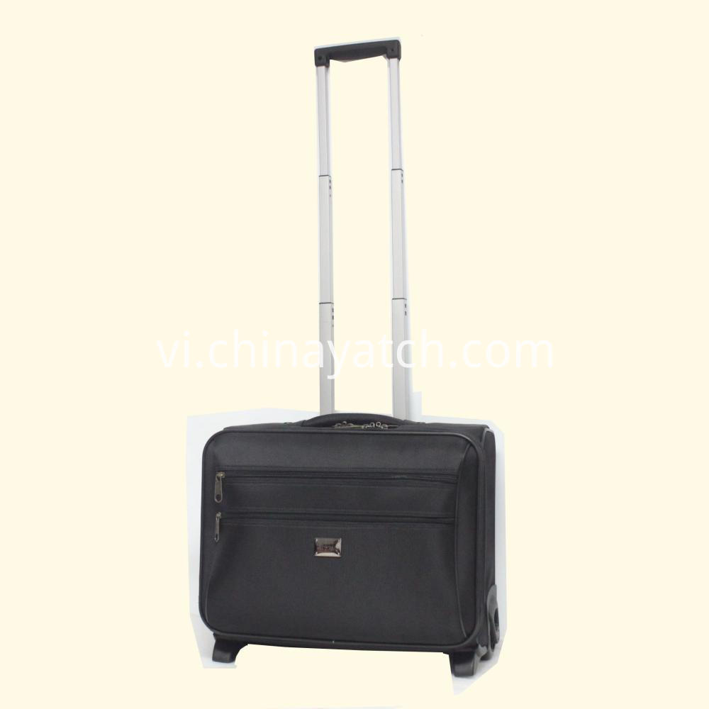 Soft EVA Laptop Trolley Case