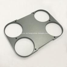 Servicio rápido de mecanizado CNC de aluminio