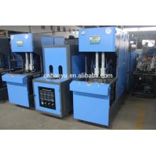 Máquina de sopro semi-automática de garrafa de animal de estimação com 1500bph