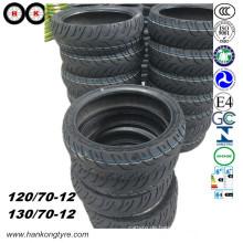 Off Road Tire, 130 / 70-12 Reifen, Motorrad Reifen