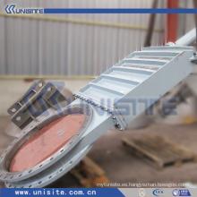 Válvula de compuerta de acero de alta presión (USC-10-013)