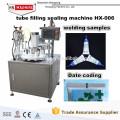 Neues Produkt der automatischen Ultraschallschlauch-Füll- und Verschließmaschine HX-006