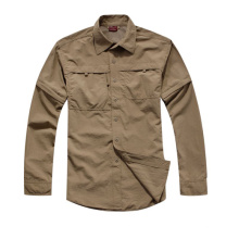 Camisa militar tática UV-Treatment Lightweight