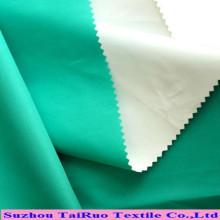 Polyester 100% Taffeta 190t PU et PVC enduits de tissu imperméable