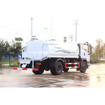 Dongfeng 8000L 4x2 Water Tank Truck