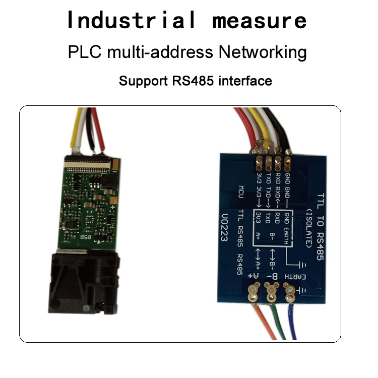 RS485 PLC multi-address Height Detection Sensor