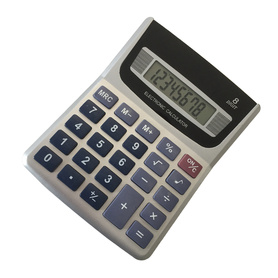 8 chiffres Office Calculator Logo Gift Promotionnel