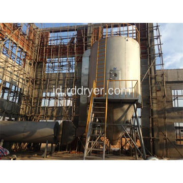 Efisiensi Tinggi Gum Arab Powder Spray Drying Machine