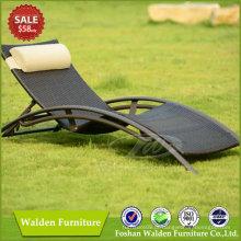 Vendas a quente Espreguiçadeira ao ar livre, espreguiçadeira, móveis de enrolado ao ar livre, móveis de pátio