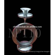 Cachimbo de água china hookah / shisha / nargile / hookah de aço inoxidável NP110