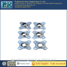 Kundenspezifische Carbonstahl-Flanschrad-Wellenbuchse