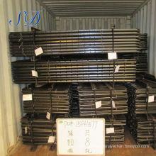 Günstigen Preis Stahl Power Coted Y Zaun Lattenzaun Post