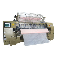 """64"""" Shuttle Multi Needle Quilt Production Machine Quilting for Garments"""