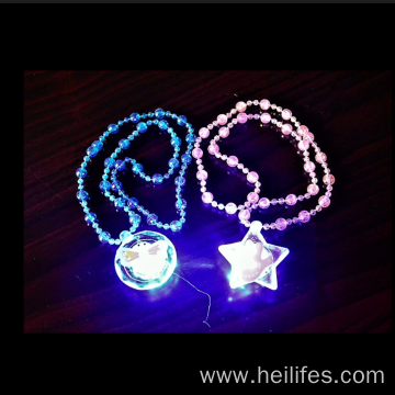 LED Light necklace Toys for Kids