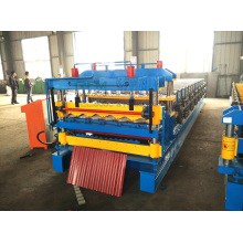 Russian Model C8/C20 Roof Tile Roll Forming machine