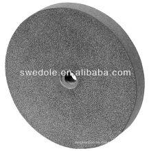 muela abrasiva del diamante de la piedra de la herramienta abrasiva para cortar, muela de diamante del cemento