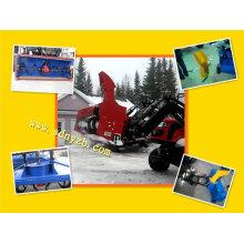 Souffleuse à neige frontale pour tracteur