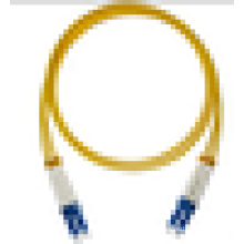 100% testé optiquement Haute qualité 9/125 LC Monomode Fibre Patch Cord / Cable / Jumper