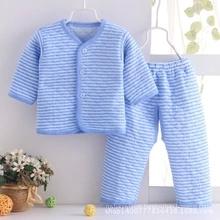 Bebê de algodão por atacado terno de alta qualidade roupa do bebê