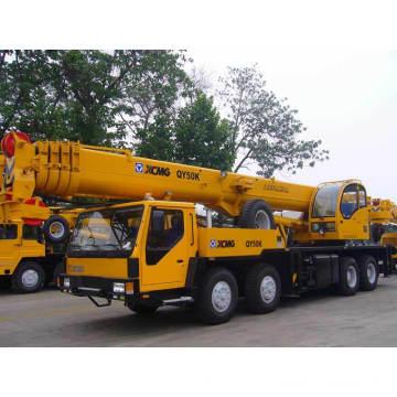 Guindaste de levantamento da maquinaria de construção 50KC de XCMG (QY50KA)