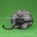 Малый подгонянный дешевые шнурок мешок сетки для мяча для гольфа