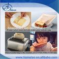 Горячие продавая non-stick качества тостера мешков еды