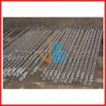 Винт и цилиндр машины для выдувания пленки HDPE, LDPE, LLDPE