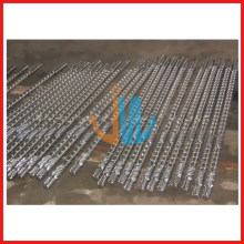 HDPE,LDPE,LLDPE film blowing machine screw and barrel