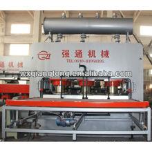 Máquina de impressão de laminação de painéis de madeira