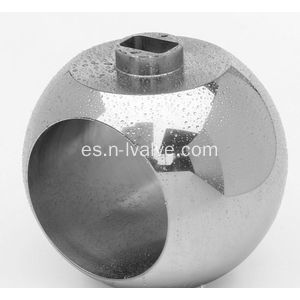 Ball Valve Components Ball