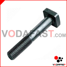 Square Head Bolt for Shaft Guides