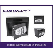 Digital Home Security Safe mit Anzahlung Slot - schwarz (STB14)