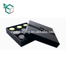Hot Stamping Lid And Bottom Paper Professional Printing Cardboard Cosmetic Box